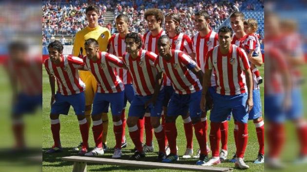 El Atlético de Madrid, mejor club del mundo en agosto