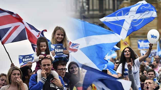 Los pros y contras de la independencia: los escoceses hablan con RT