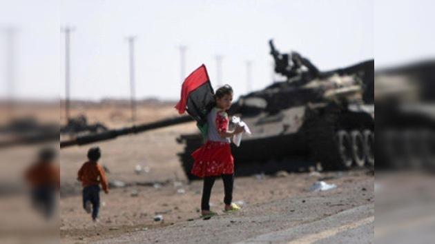 La UE endurece las sanciones contra Libia