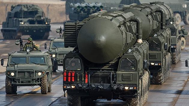 Putin: Rusia aumentará sus fuerzas de disuasión nuclear