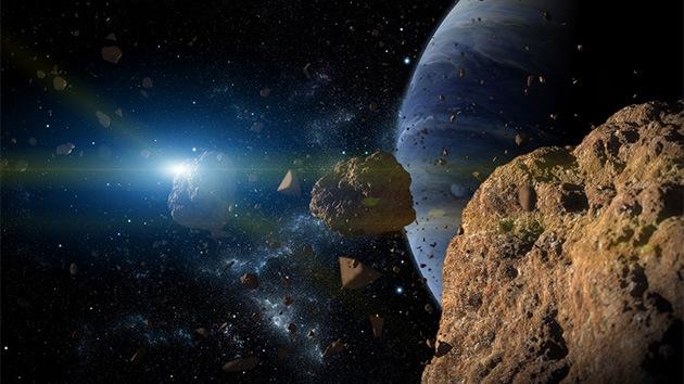 Escenario apocalíptico: Millones de asteroides asesinos amenazan al planeta