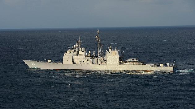 Un buque militar de EE.UU. se dirige a toda máquina a Ucrania para no perderse las elecciones