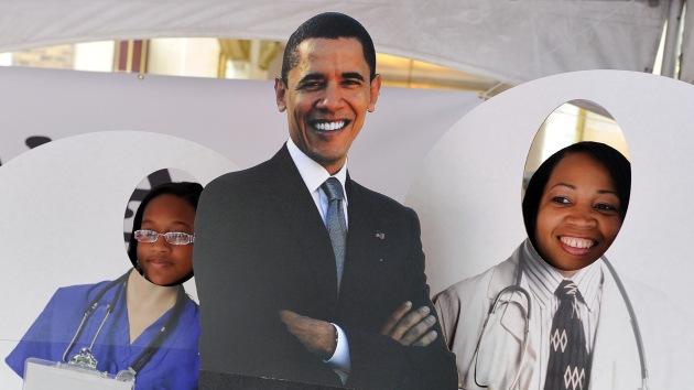 La reforma sanitaria de Obama no exime de multas a los ciudadanos con menos recursos