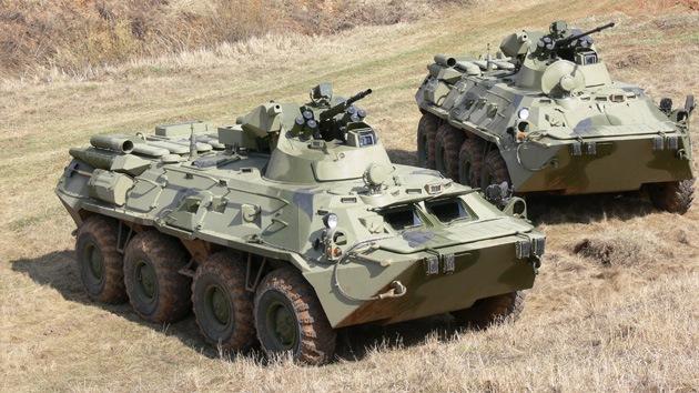 Un vehículo ruso, entre los diez mejores blindados del mundo