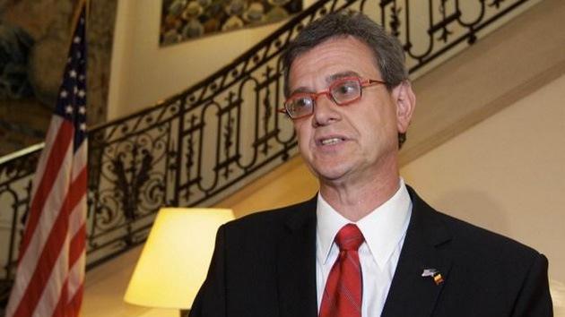 Investigan al embajador de EE.UU. en Bélgica por relaciones con prostitutas y menores
