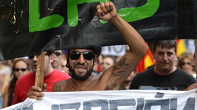 El pueblo español: ¡NO a los recortes!