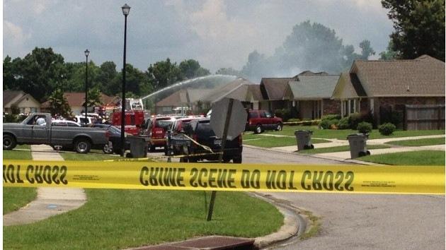 EE.UU.: Un avión se estrella en Luisiana
