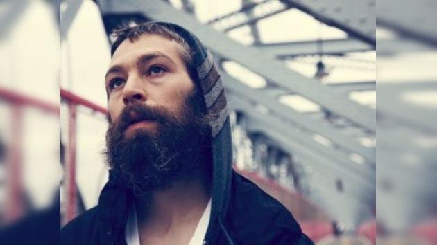 Reggae peculiar y hebreo en Moscú
