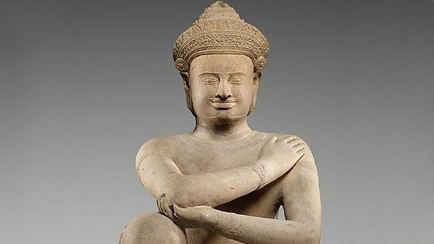 El Metropolitan de Nueva York devolverá dos esculturas milenarias a Camboya