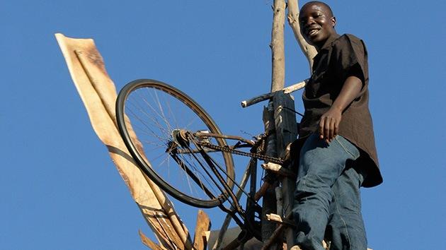 El joven africano que salvó a su pueblo del hambre