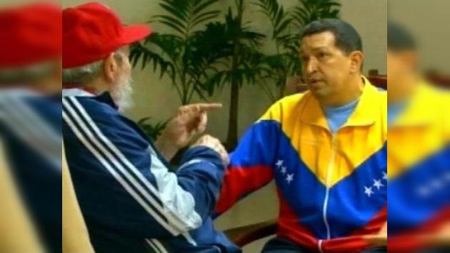Chávez presenta un buen aspecto físico en recientes imágenes difundidas por la TV cubana