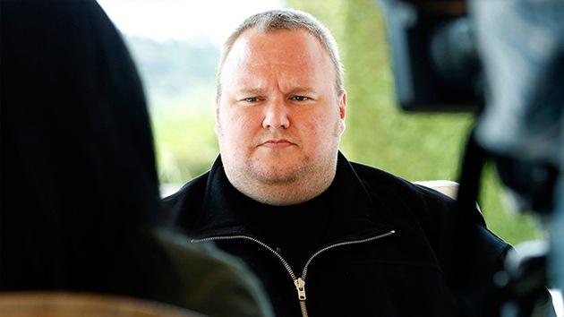 Un tribunal neozelandés declara legal la redada en la mansión de Kim Dotcom