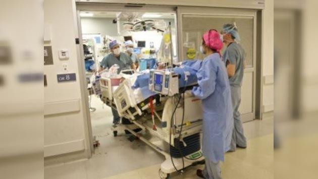 Primer trasplante completo de cara realizado en EE. UU.