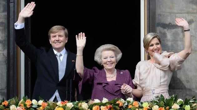 Guillermo Alejandro, nuevo rey de los Países Bajos tras la abdicación de la reina Beatriz