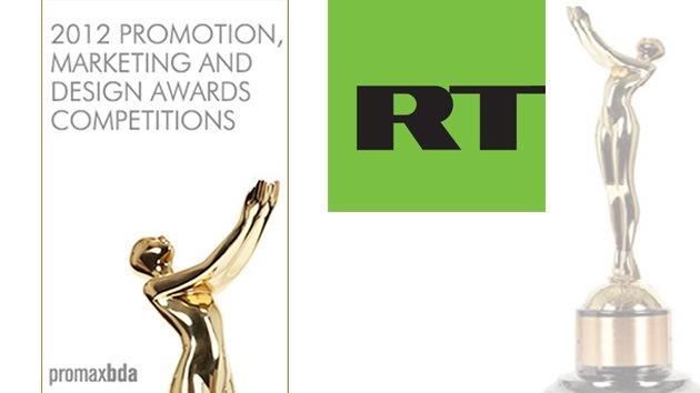 RT entre los finalistas de Promax/BDA 2012