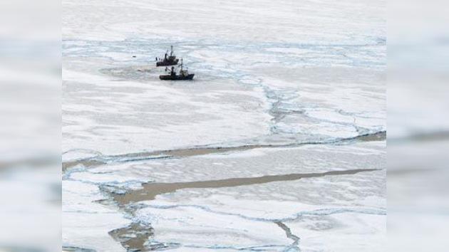 Rescate de barcos rusos encallados en el mar de Ojotsk empezará el domingo