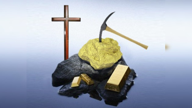 Arenas auríferas sepultan a seis mineros venezolanos