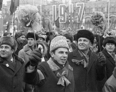 El 7 de noviembre se celebra el 93.° aniversario de la Revolución Rusa