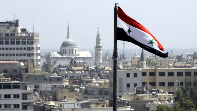 """""""Está claro que la comunidad internacional no empleará la fuerza en Siria"""""""