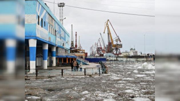La república rusa de Sajá sigue sufriendo inundaciones
