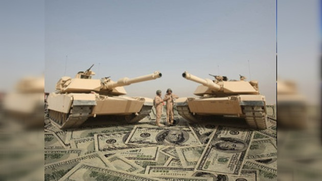 El precio de embarcarse en una guerra