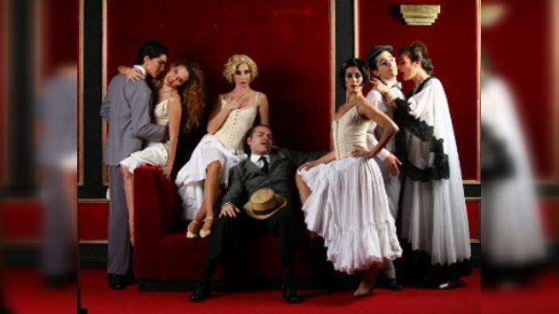 Un tango en Granada