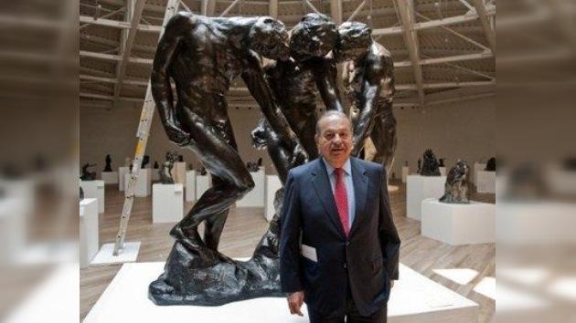Carlos Slim podría perder el cetro de hombre más rico del mundo