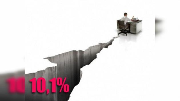 En 2011 el desempleo en EE. UU. podría superar el 10 por ciento