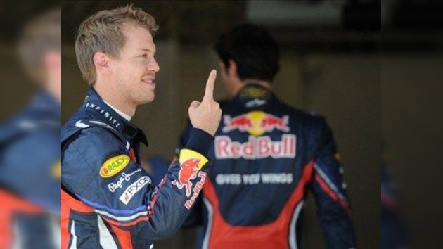 Los Red Bull de Vettel y Webber saldrán primeros en el último GP de Turquía