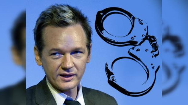 El fundador de WikiLeaks, acusado de violación