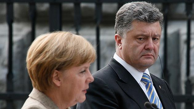 Forbes: La Unión Europea no rescatará a Ucrania