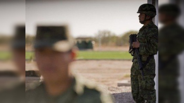 El robo de combustible, asunto militar en México