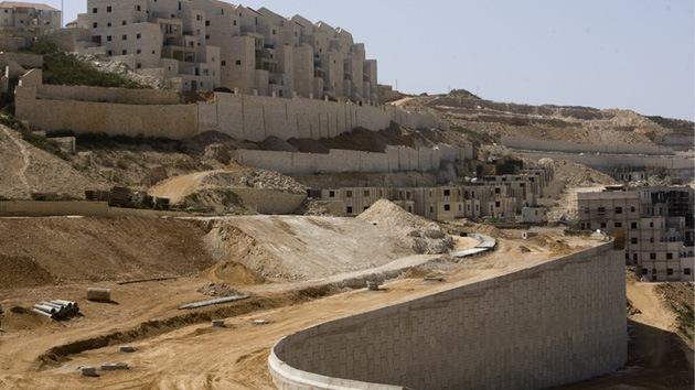 Jerusalén pone en peligro diálogo palestino-israelí con planes de nuevos asentamientos