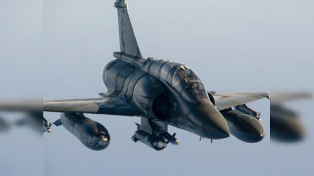 La aviación de la OTAN lanza un ataque contra la residencia de Gaddafi