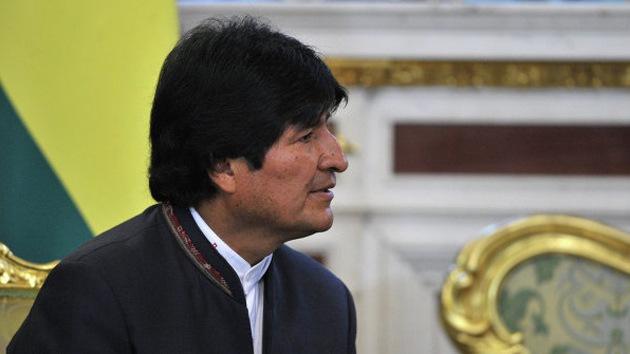 """Morales: """"Bolivia ha comenzado el desarrollo de energía nuclear"""""""