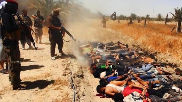Fotos satelitales ayudan a localizar el lugar donde el EIIL ejecuta en Irak