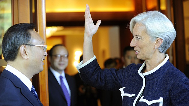 El FMI, acusado de presionar a China a favor de EE.UU.