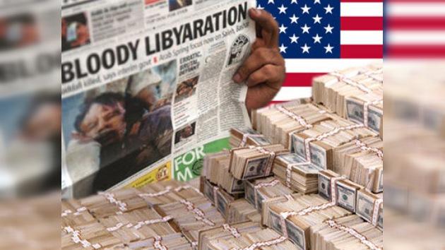 La muerte de Gaddafi: un caro 'no-objetivo' de la intervención en Libia