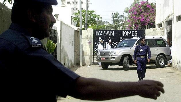 Detienen en Pakistán a unos diplomáticos estadounidenses armados