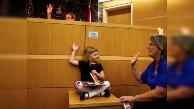 Los estadounidenses adoptaron a más de mil niños rusos en 2010