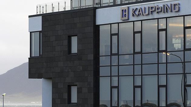 Banqueros encarcelados de Islandia, un ejemplo para hacer frente a los terroristas financieros