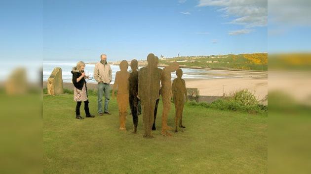 Escocia acogerá cuatro 'esculturas invisibles'