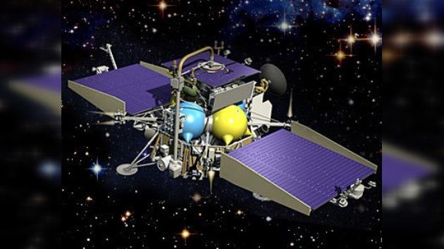 La sonda Fobos-Grunt aspira a funcionar