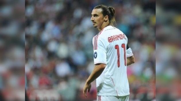 Ibrahimovic ya piensa en parar el balón