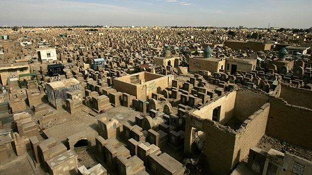 Fotos: La ciudad iraquí de los muertos