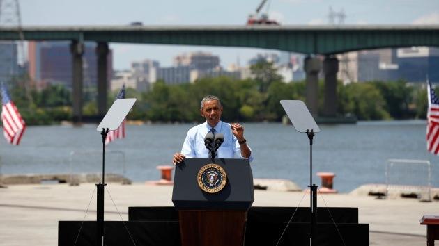 Las breves palabras de Obama sobre el Boeing-777 causan indignacion en la Red