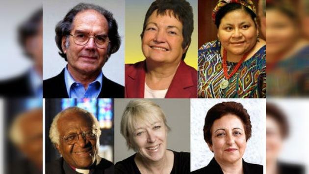 Seis premios Nobel de la Paz piden a David Cameron dialogar por las Malvinas