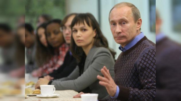 Putin: Los estudiantes haitianos estudiarán gratis en Rusia