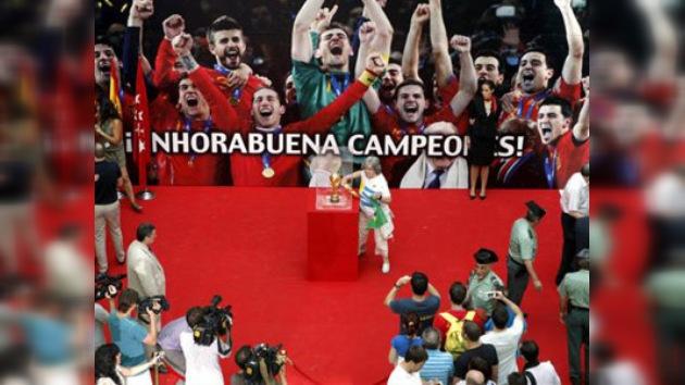 Gira de la Copa del Mundo arranca en Madrid