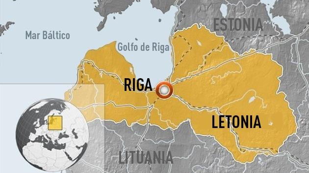 Informaciones contradictorias sobre la caída de un meteorito en Letonia